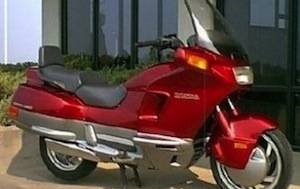 1990 Honda PC800 Pacific Coast