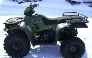 1999 Polaris Sportsman 500 4x4