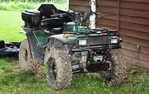 2001 Arctic Cat 500 Man 4x4