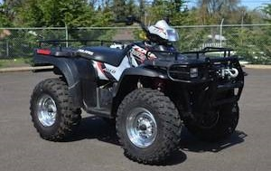 2004 Polaris Sportsman 600 4x4