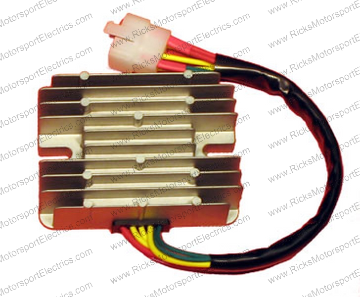 Rectifier-Regulator for your 2006 Triumph Thruxton 900 Street Bike