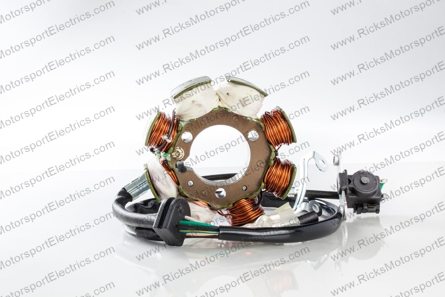 Hot Shot Stator for 2003-2005 Honda CRF150 F dirt bikes 21-625H